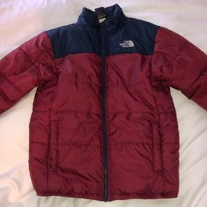 Boys North Face Winter Jacket